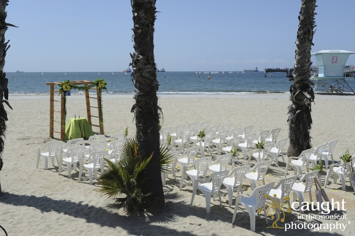 Remember earlier this month we posted the rustic beach wedding candy buffet