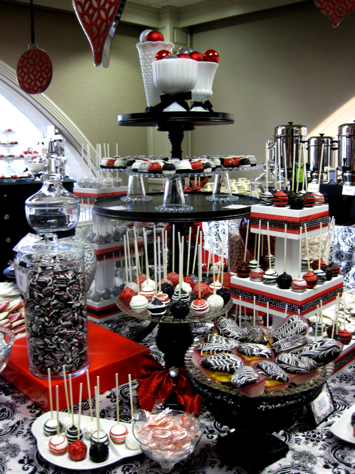 Our Largest Dessert And Candy Buffet Ever Two S A Party